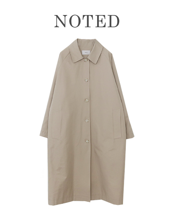 N.single trench coat